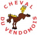 Logo Cheval Du Vendomois