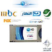 MyHD chaines TV Arabe